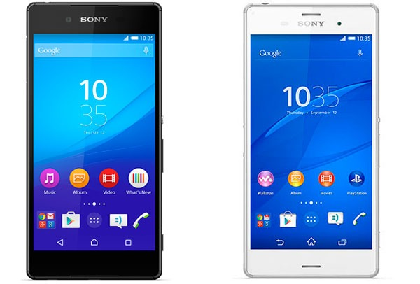 Sony Xperia™ Z3 Plus vs Sony® Xperia™ Z3
