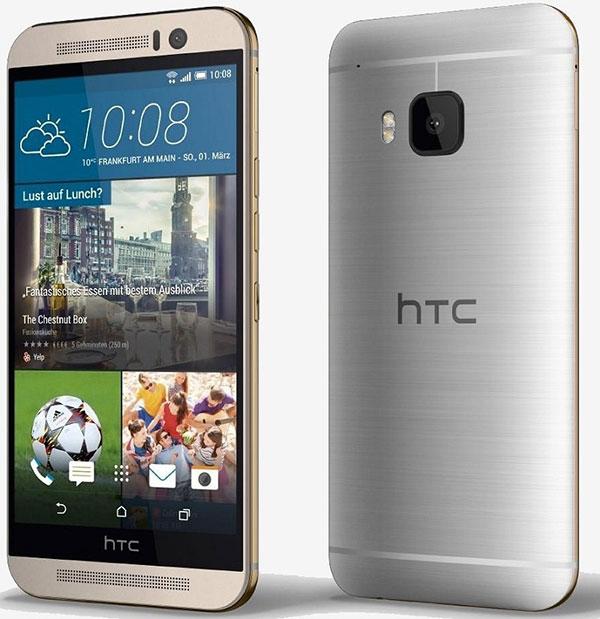 El HTC One M9 es sometido a tortura