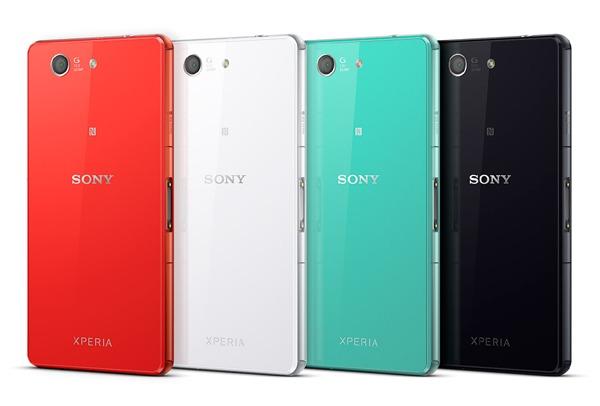 sony Xperia™ z3 compact