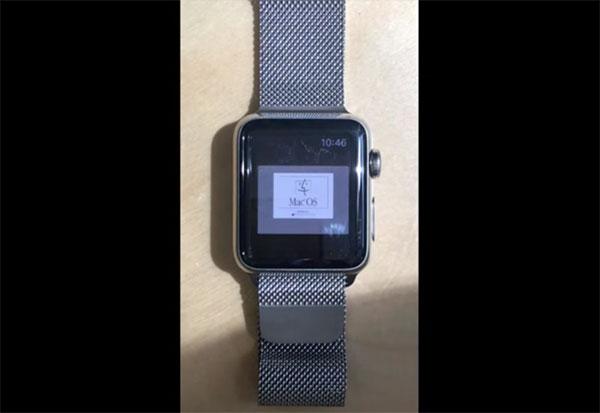 Apple Watch Mac-OSOS