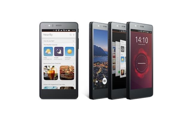 Ya está a la venta el BQ Aquaris E5 HD Ubuntu Edition