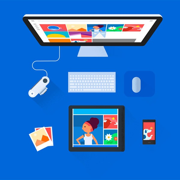 Cómo subir las imágenes de tu ordenador a Google Fotos
