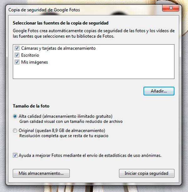 Google Photos PC