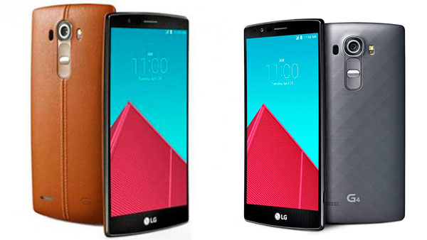 LG G4 vs LG® G4c