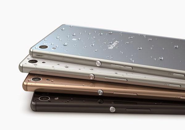 Sony Xperia® Z3+