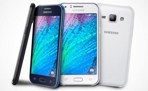 Samsung Galaxy J5 y J7