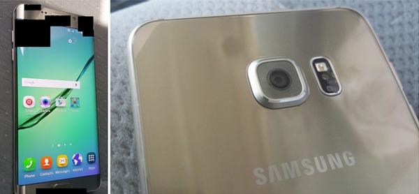 Primera representación del Samsung® Galaxy™ S6 Plus