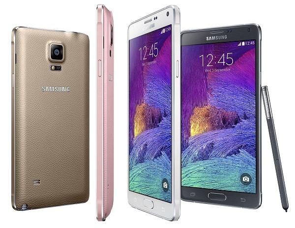 Samsung Galaxy™ Note 4