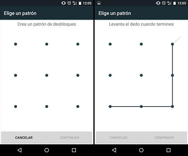 Android Bloquear Pantalla