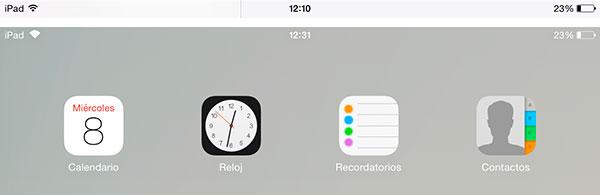 Cambia los iconos de red de tu iPhone con Jailbreak con Android Solid