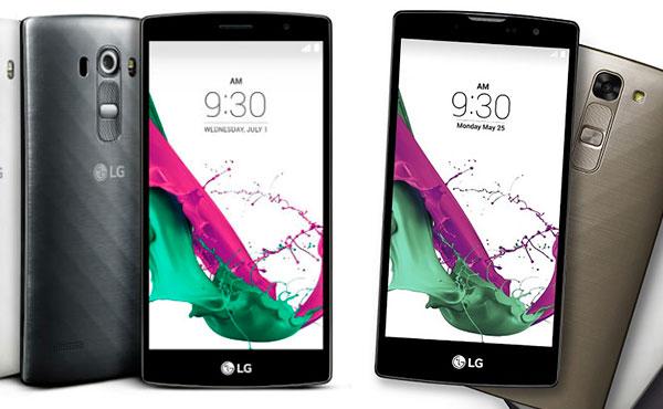 LG G4s vs LG® G4c