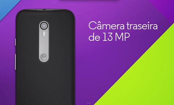 Motorola Moto G 2015 video