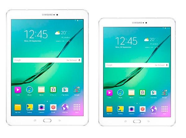 Samsung Galaxy™ Tab S2 9.7 vs Samsung® Galaxy™ Tab S2 8.0