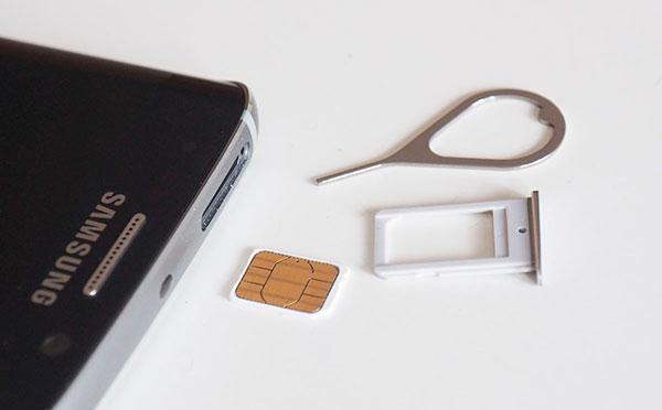 Samsung Galaxy S6 SIM