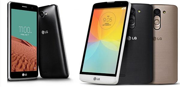 Comparativa LG Bello II vs LG L Bello