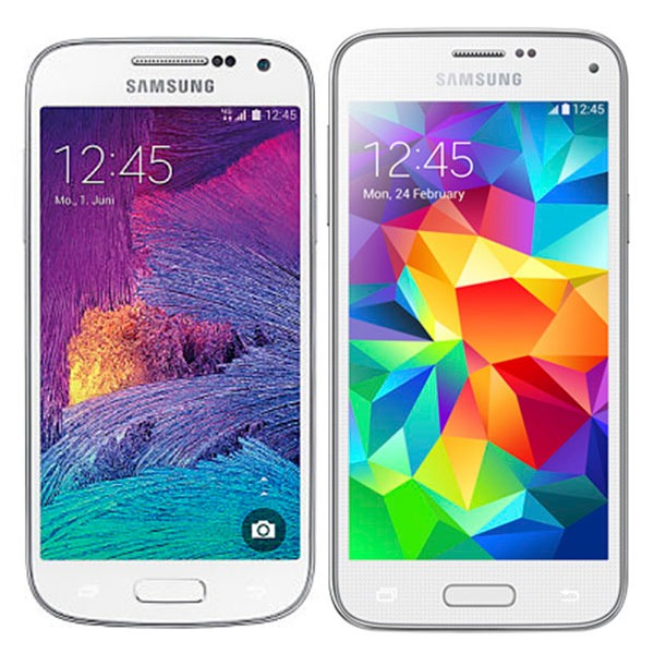 Samsung Galaxy™ S4 mini Plus vs Samsung® Galaxy™ S5 mini Plus