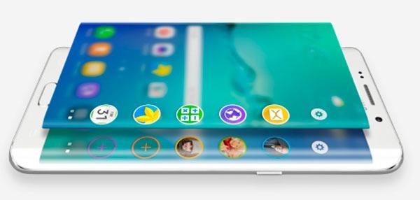 El Samsung Galaxy S6 edge+ tendrá nuevas funciones en la pantalla curva