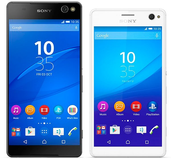 Sony Xperia C5 Ultra vs Sony Xperia C4