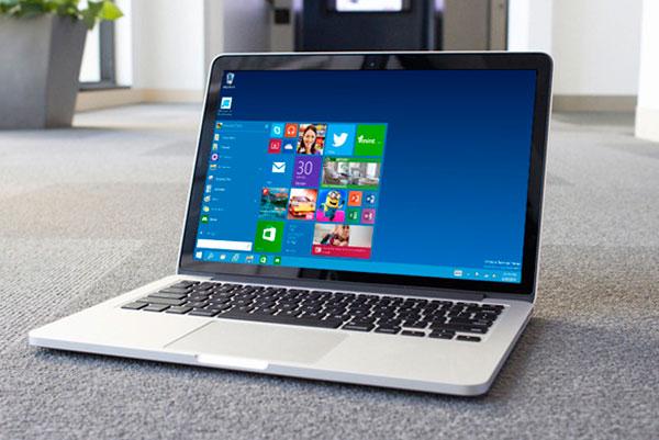 Windows 10(diez) Mac