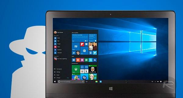 Cómo conseguir que Windows 10 deje de recopilar tus datos
