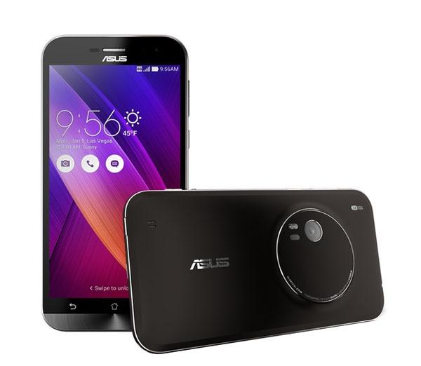 Asus anuncia los nuevos ZenFone Zoom y ZenFone Max