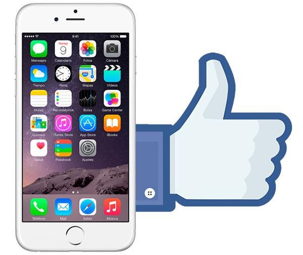 Cómo subir fotos y vídeo HD a Facebook desde iPhone