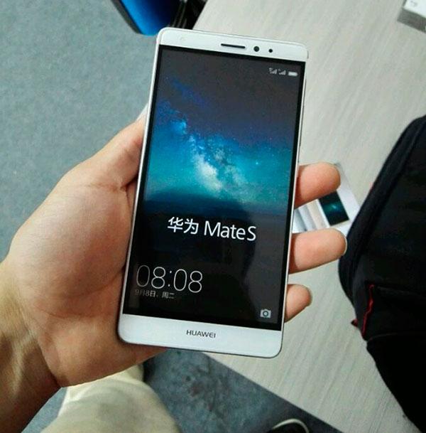 Huawei MateS