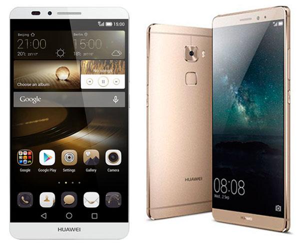 Huawei Ascend Mate 7 vs Huawei® Mate S