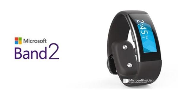 Filtradas imágenes de la Microsoft Band 2