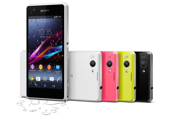Sony Xperia® Z1 Compact