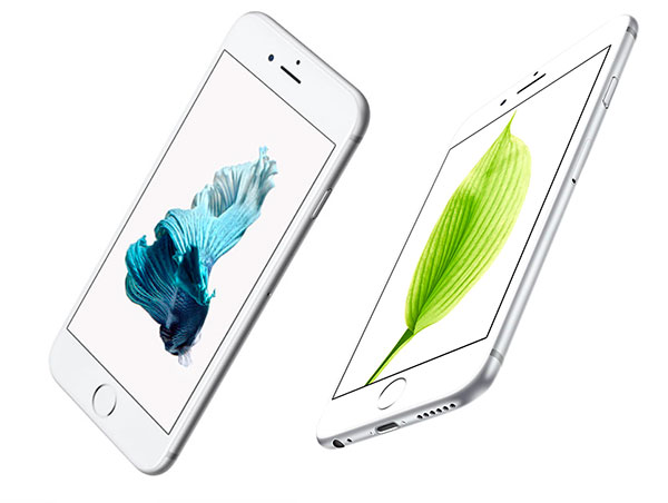 Comparativa iPhone 6s vs iPhone 6