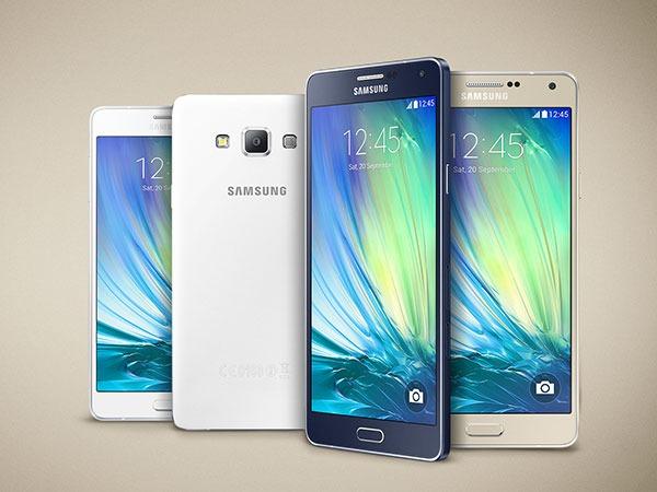 Comparativa Samsung Galaxy A7 2016 Vs Samsung Galaxy A7 2015