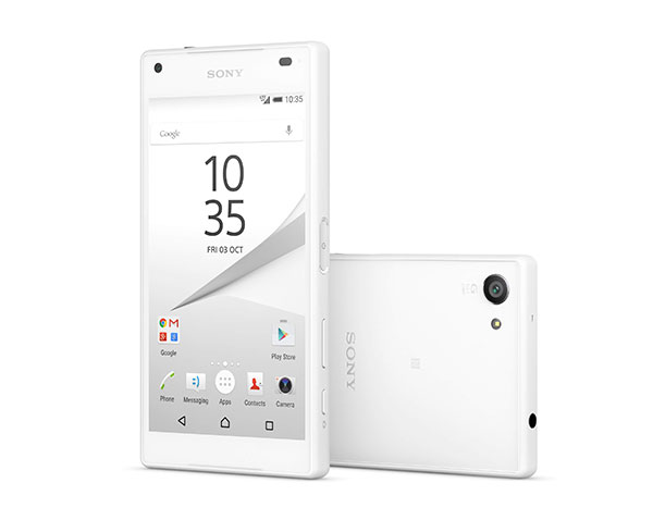 Sony Xperia® Z5 Compact