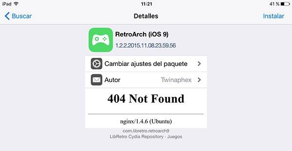 Jailbreak RetroArch
