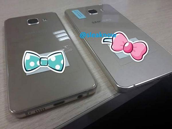 Samsung Galaxy A3 y A5
