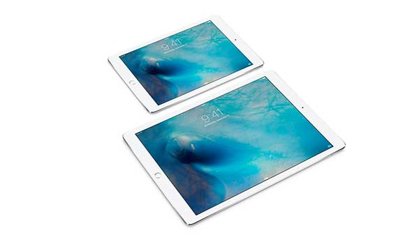 iPad Air 2 vs iPad Pro