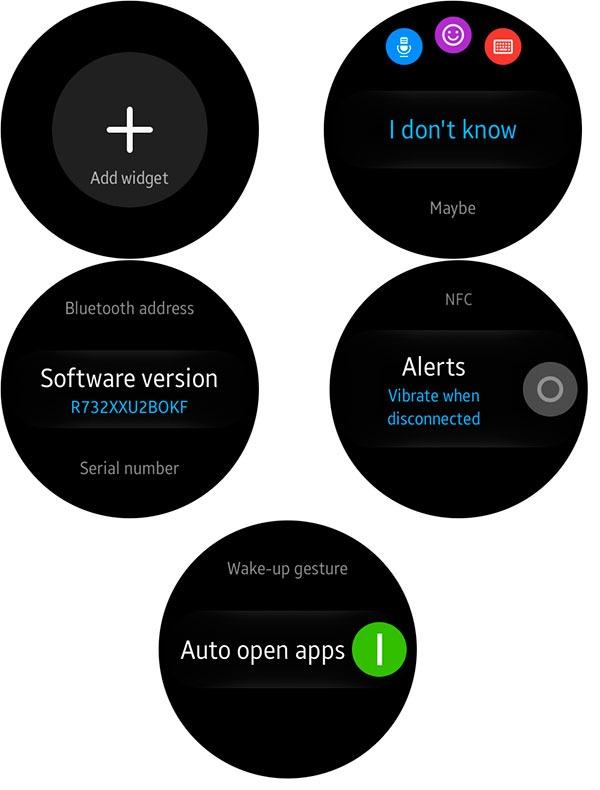 El Samsung Gear S2 amplía sus funciones tras la última actualización