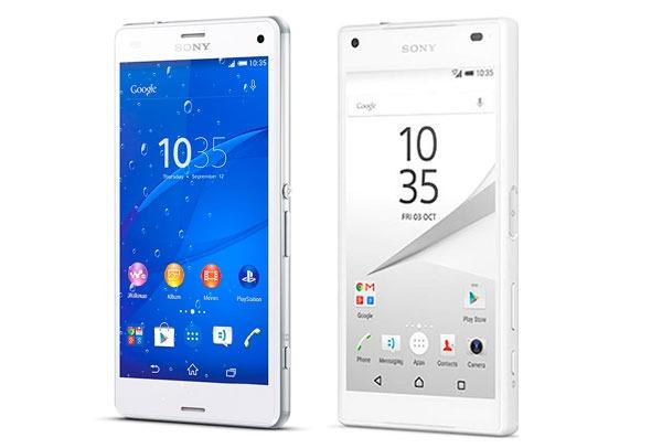 Sony Xperia™ Z3 Compact vs Sony® Xperia™ Z5 Compact