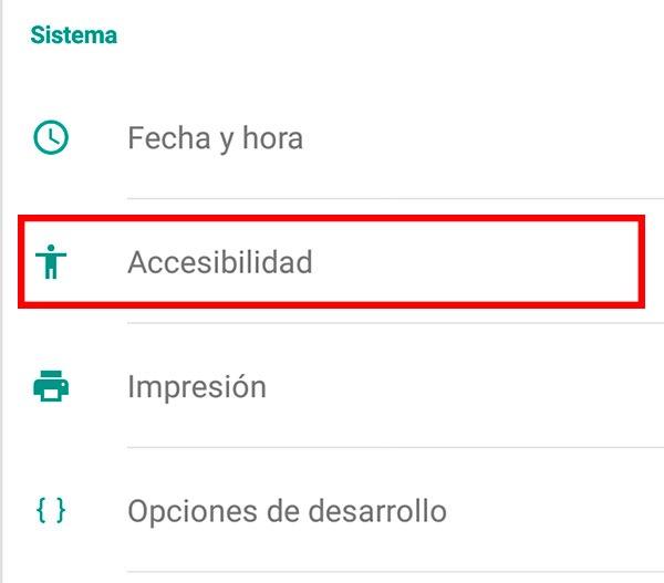 5 funciones de accesibilidad de Android que probablemente no conoces