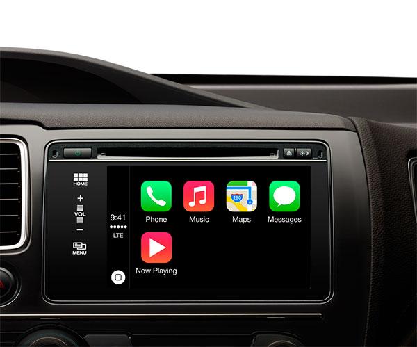 Esta es la lista de coches compatibles con CarPlay para iPhone