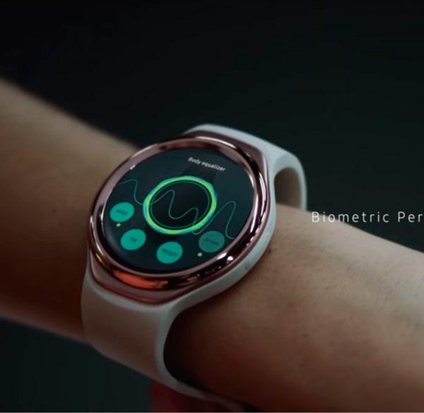 Así podría ser el próximo reloj inteligente de Samsung