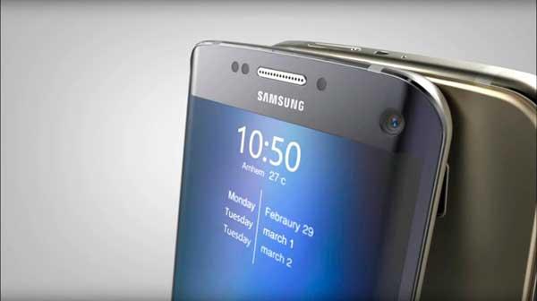 Un empleado de Samsung revela las características del Galaxy S7
