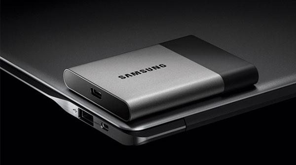 Samsung SSD T3, disco duro externo compacto y ultrarrápido