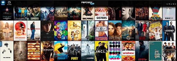 Cómo ver Popcorn Time a través del navegador