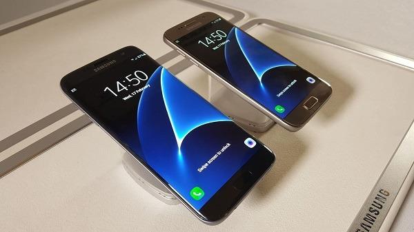 Cómo forzar el reinicio de los Samsung Galaxy S7 y S7 edge