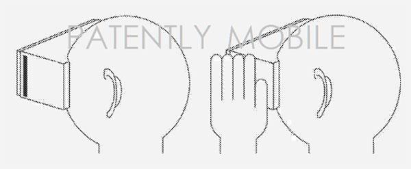 Samsung patenta un sensor que permitirá eliminar los botones de las Gear VR