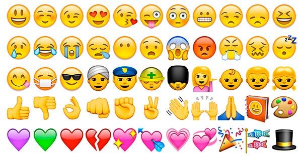 Los emoticonos no nos ayudan a comunicarnos mejor