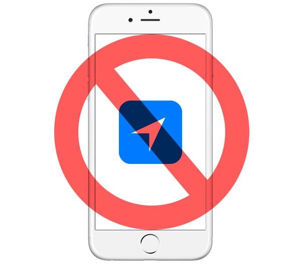Evita que tu iPhone guarde un registro de tu localización