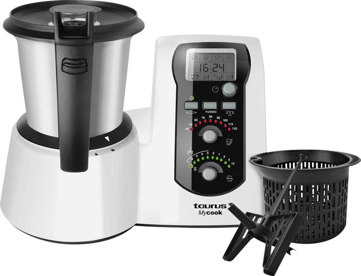 4 alternativas m s baratas al robot de cocina thermomix. Black Bedroom Furniture Sets. Home Design Ideas