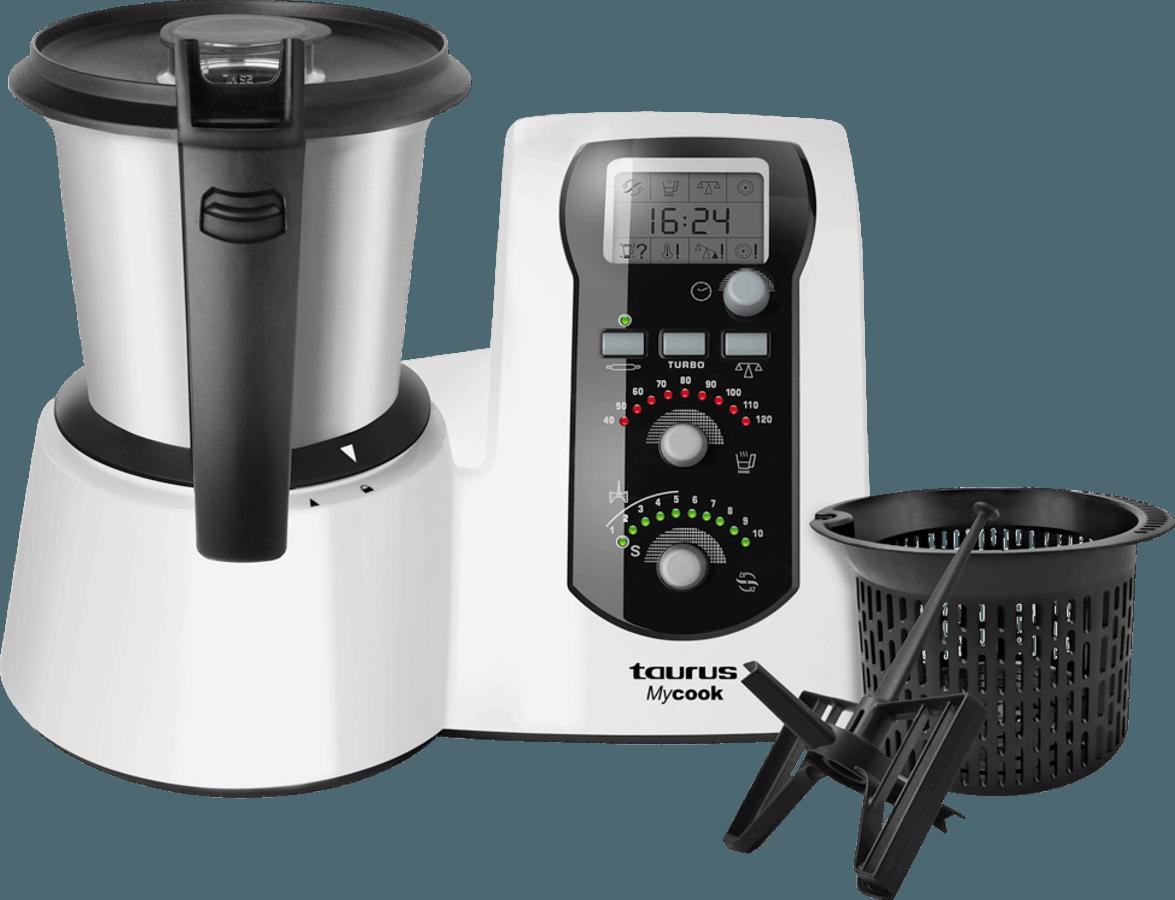 4 alternativas m s baratas al robot de cocina thermomix for Portarrollos cocina carrefour